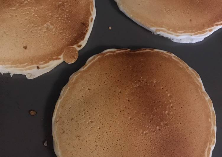 How to Prepare Any-night-of-the-week Pancakes