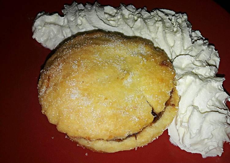 Recipe of Favorite Tex's Classic British Xmas Mince Pies 🍲🍎🍋🍷🎄🎅🇬🇧