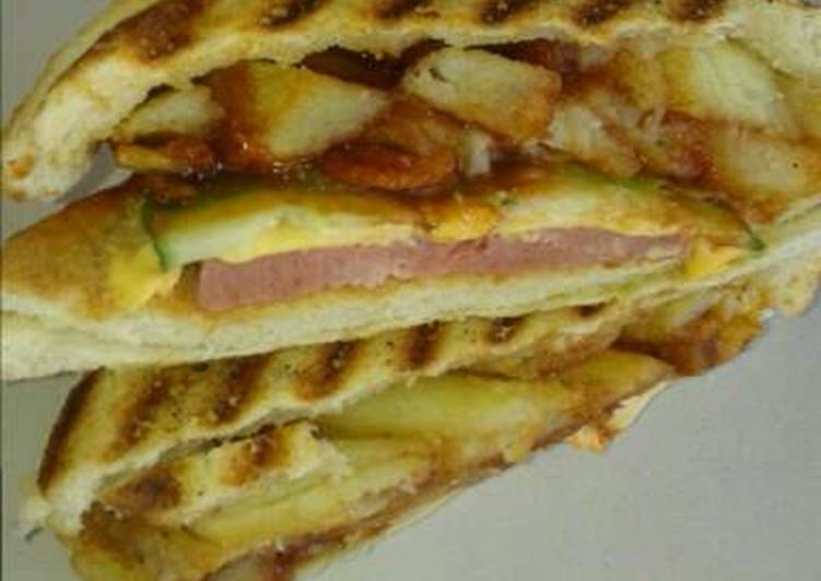 Recipe of Ultimate Toasted bread