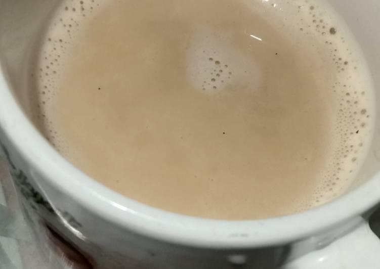 Recipe: Appetizing Hot tea