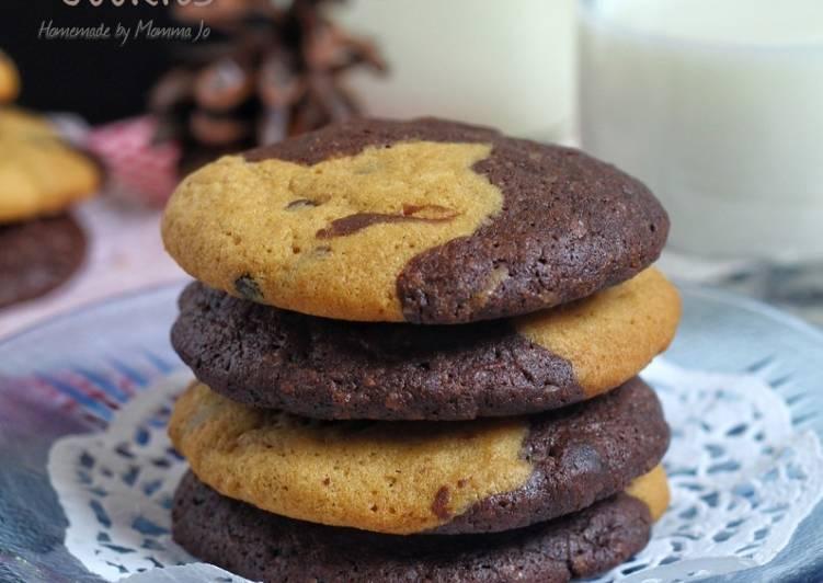Brownie Choco Chips Cookie