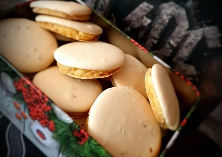 Anisbredele (petits biscuits à l'anis)