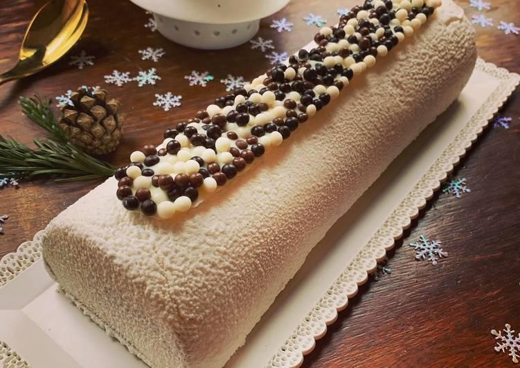 ☆Bûche 3 Chocolats☆