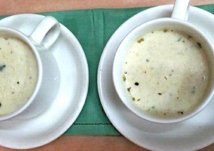 Easiest Way to Prepare Perfect Mushroom cream soup