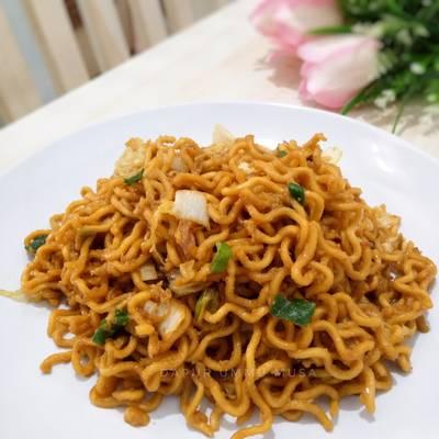 Resep Mie Goreng Telur Sederhana Oleh Diyah Kuntari Cookpad