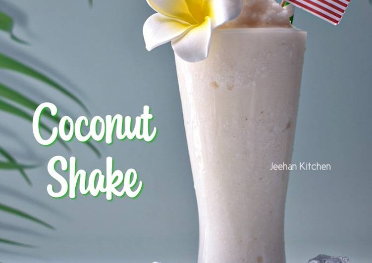 Coconut Shake - resepipouler.com