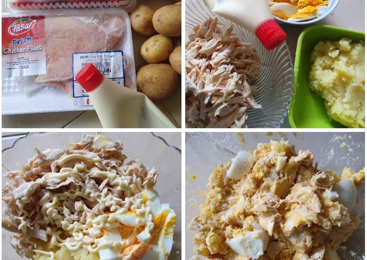 Chicken Potato Salad