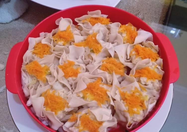Siomay Ayam Udang - cookandrecipe.com
