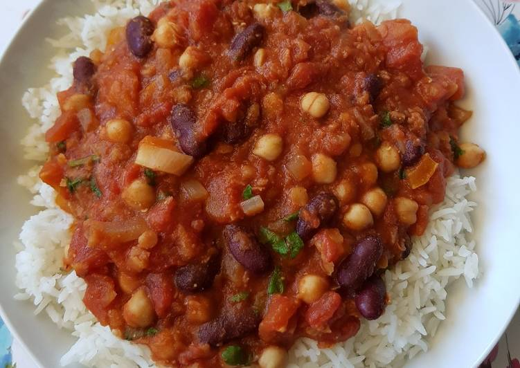 Recipe of Favorite Vegan chilli con carne