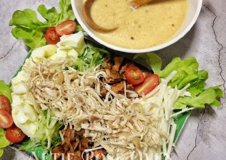 Rojak Ayam Ala Thai