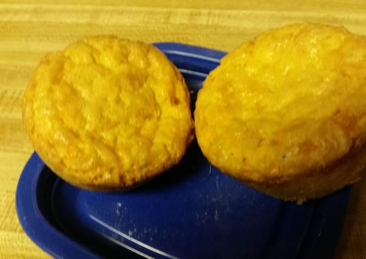 Cheesy Popovers