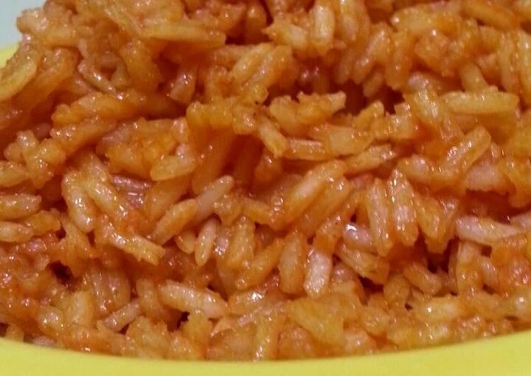 Fail-Proof Spanish Rice