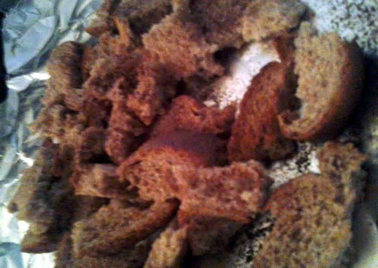 How to Make Homemade Homemade crumpets