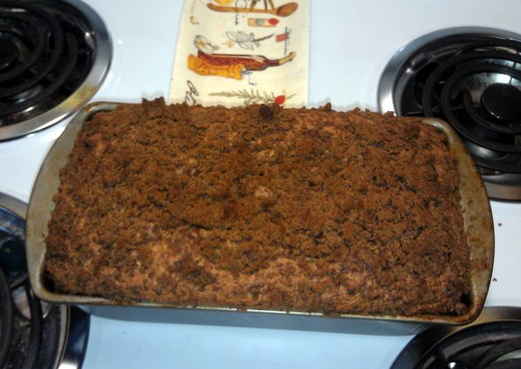 Easiest Way to Cook Delicious Applesauce Banana Bread