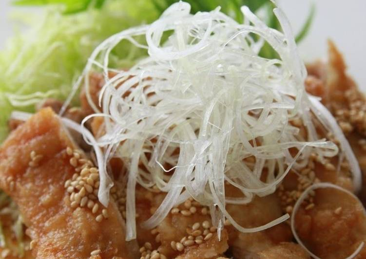 How to Make Delicious Youlinji-style Chicken Thigh