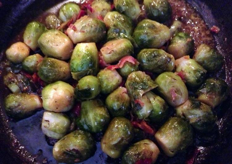 How to Make Homemade Brussels Sprouts Their Way