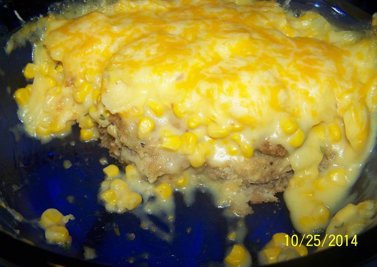 Loaded Scalloped Potatoe Chicken Fried Steak Casserole, Coconut Oil Is Actually A Wonderful Product And Can In Addition Be Advantageous For Your Health