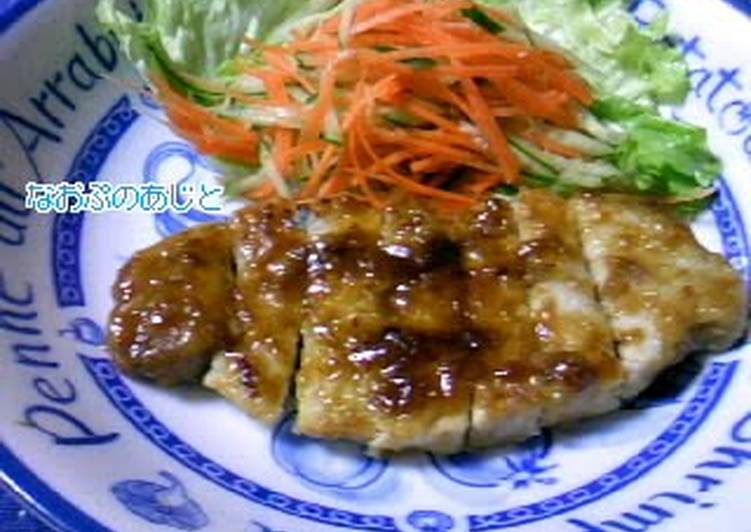 The Best Dinner Ideas Any Night Of The Week Soft Japanese-Style Pork Steak with a Hint of Wasabi