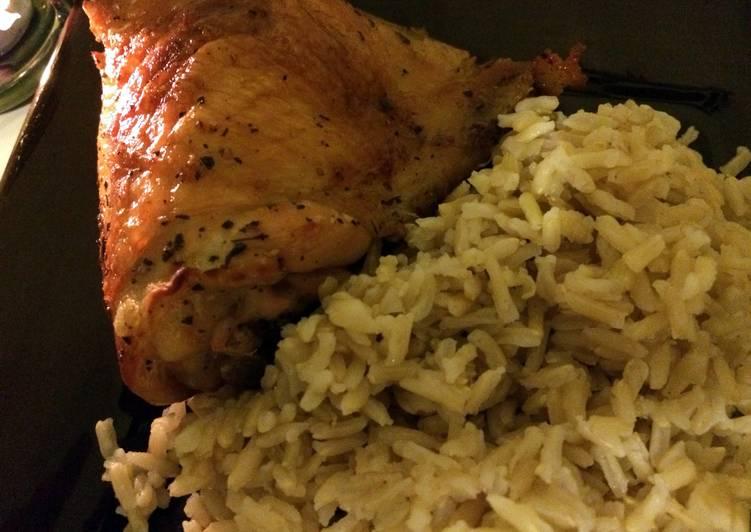 Saturday Fresh Oven Baked Chicken