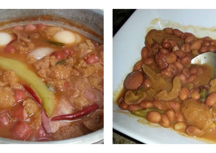 Charros Beans