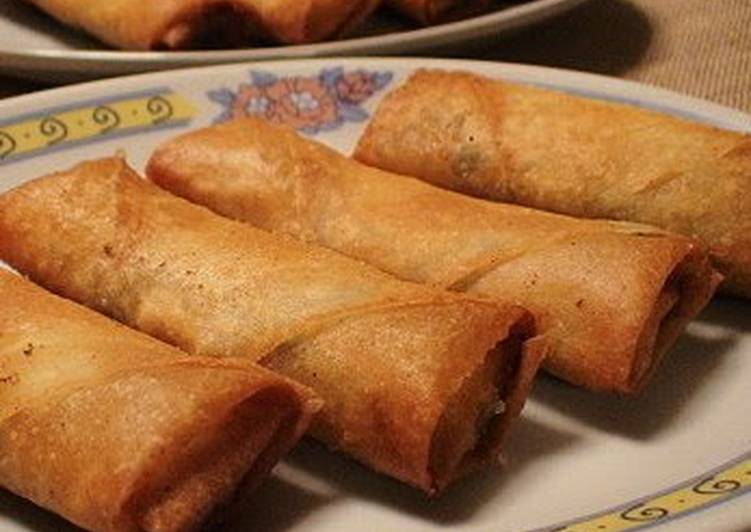 Crispy Basic Spring Rolls, Apples Can Have Huge Benefits To Improve Your Health