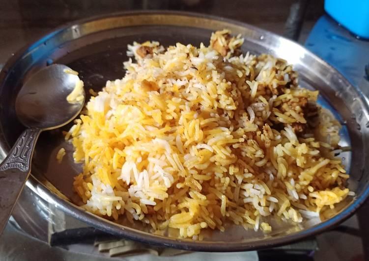 15 Minute How to Make Homemade Chicken Tikka Biriyani