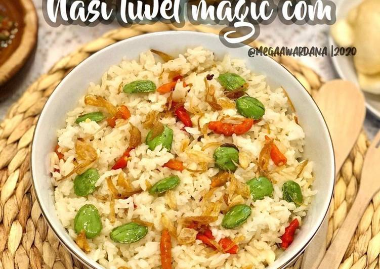 Nasi liwet magic com - cookandrecipe.com