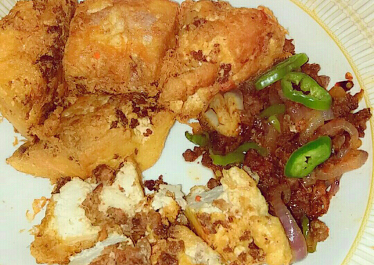 Step-by-Step Guide to Make Super Quick Homemade Special Awara me mince meat