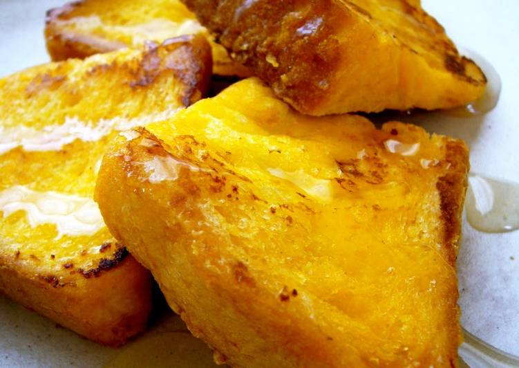 Step-by-Step Guide to Make Quick Easy French Toast for a Sweet Breakfast