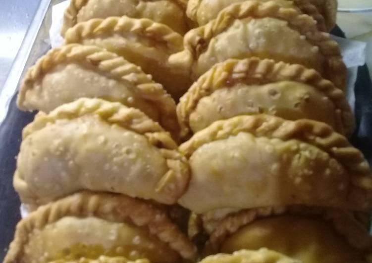 Empanadas Saladas Receta De Sil Cookpad