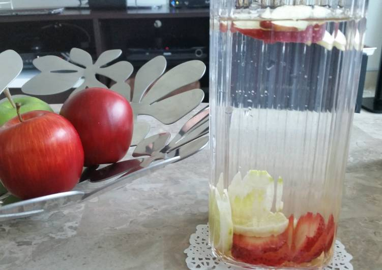 L.i.s.a infused water