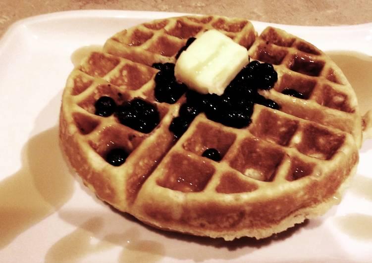 Buttermilk Belgium Waffles