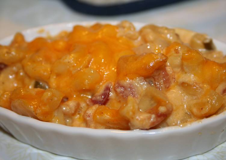 Baked Macaroni & Cheese