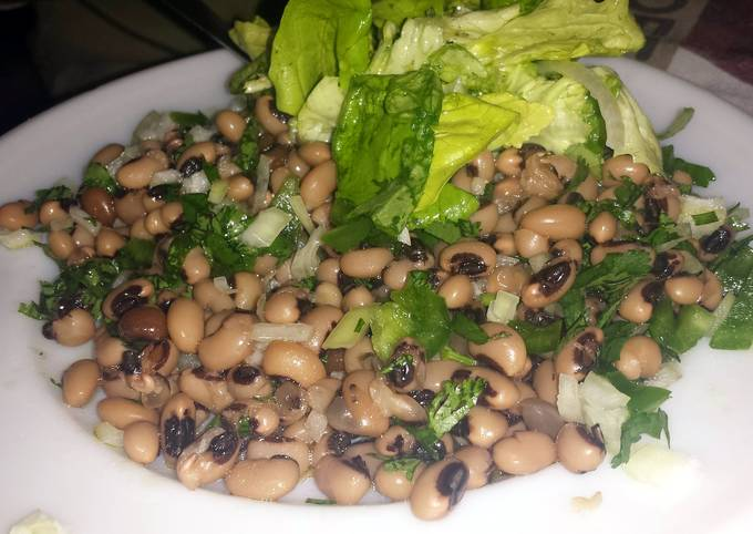 Blackeye Bean Salad