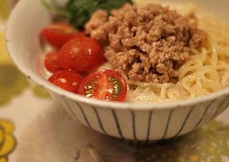 Easiest Way to Make Any-night-of-the-week Cold Dan Dan Noodles