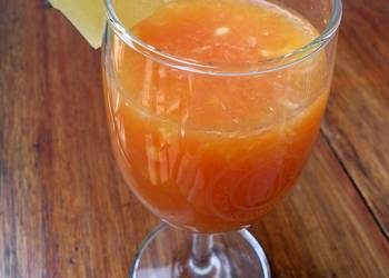 How to Recipe Tasty Grapefruit And Lemon Juice
