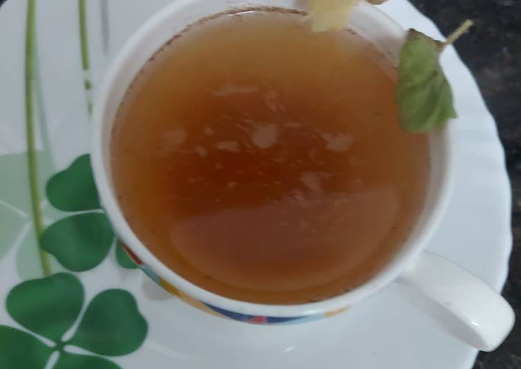 30 Minute Steps to Make Quick Herbal tea