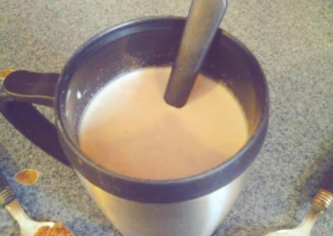 Easy Peasy Homemade Hot Cocoa!