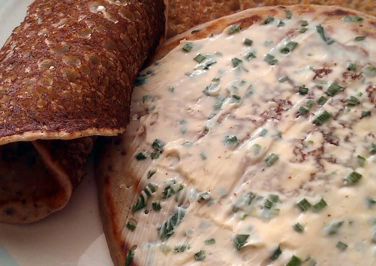 Vickys Savoury Pancakes/Wraps, GF DF EF SF NF