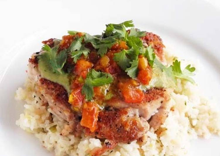The Best Soft and Chewy Dinner Ideas Autumn Mexican-Style Sautéed Chicken Thighs