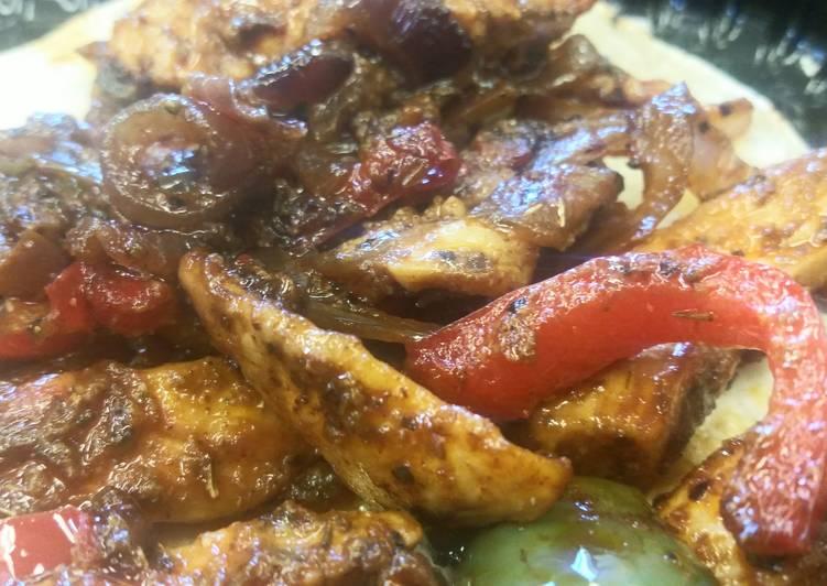 Chicken-Bacon-Ranch Tacos