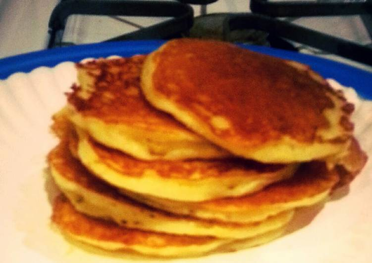 Foods That Make Your Mood Better Greek yogurt Pancakes
