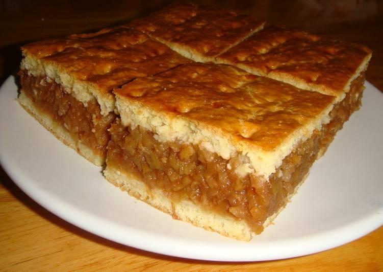 Házi almás pite   Habi receptje - Cookpad receptek