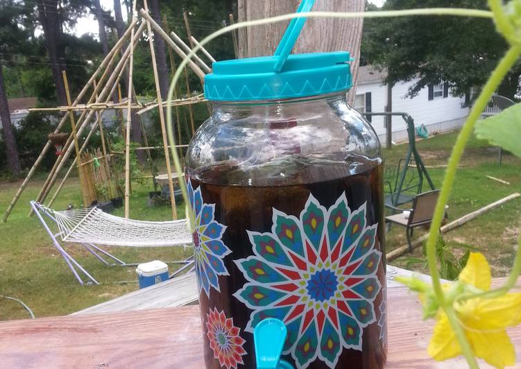 Good ol sun tea