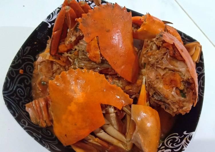Kepiting Saos Asam Manis - cookandrecipe.com