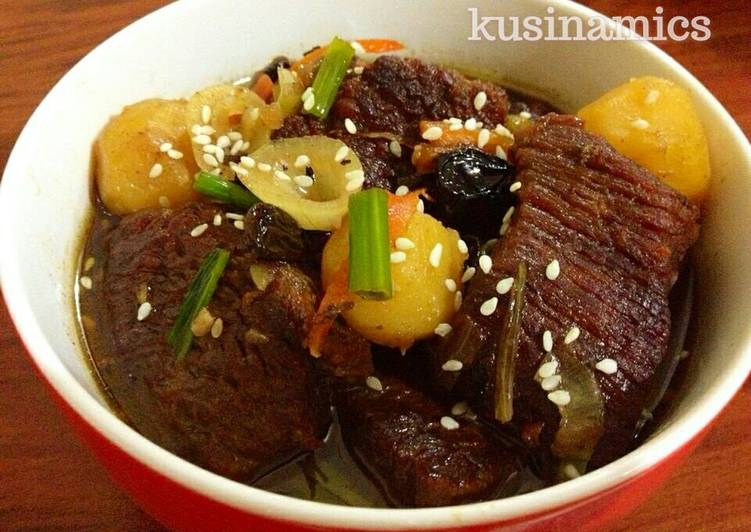 Roasted Beef Stew, Some Foods That Are Helpful To Your Heart