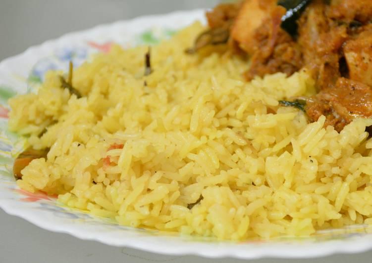 5 Minute Recipe of Love Ghee Rice