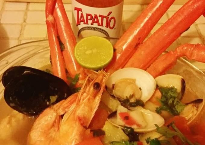 "Chipotle Caldo De Mariscos(""7seas soup"")"