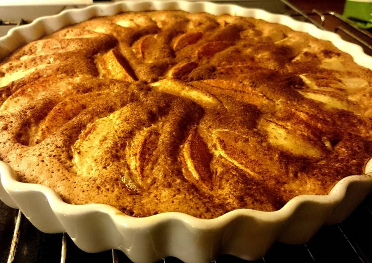 Steps to Make Homemade Quick and Easy Apple Pie