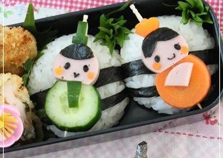 Recipe: Delicious Girl's Day Bento Pinchos